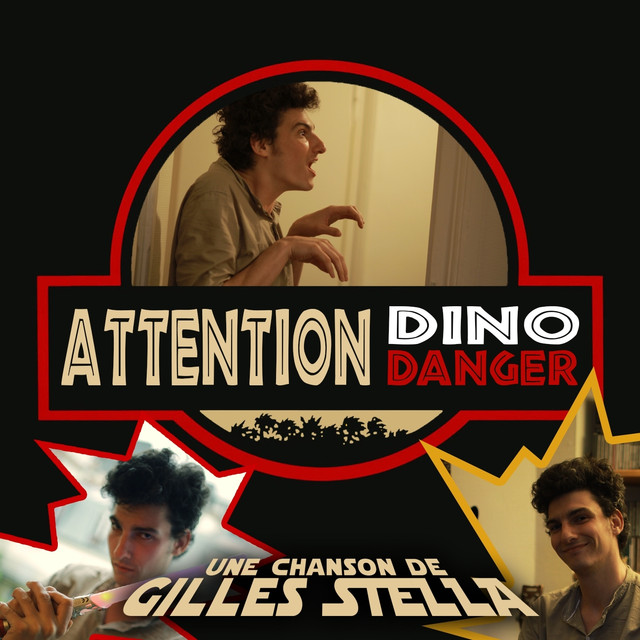 attention dino danger